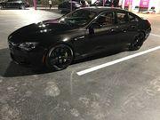 2015 BMW M6 22300 miles